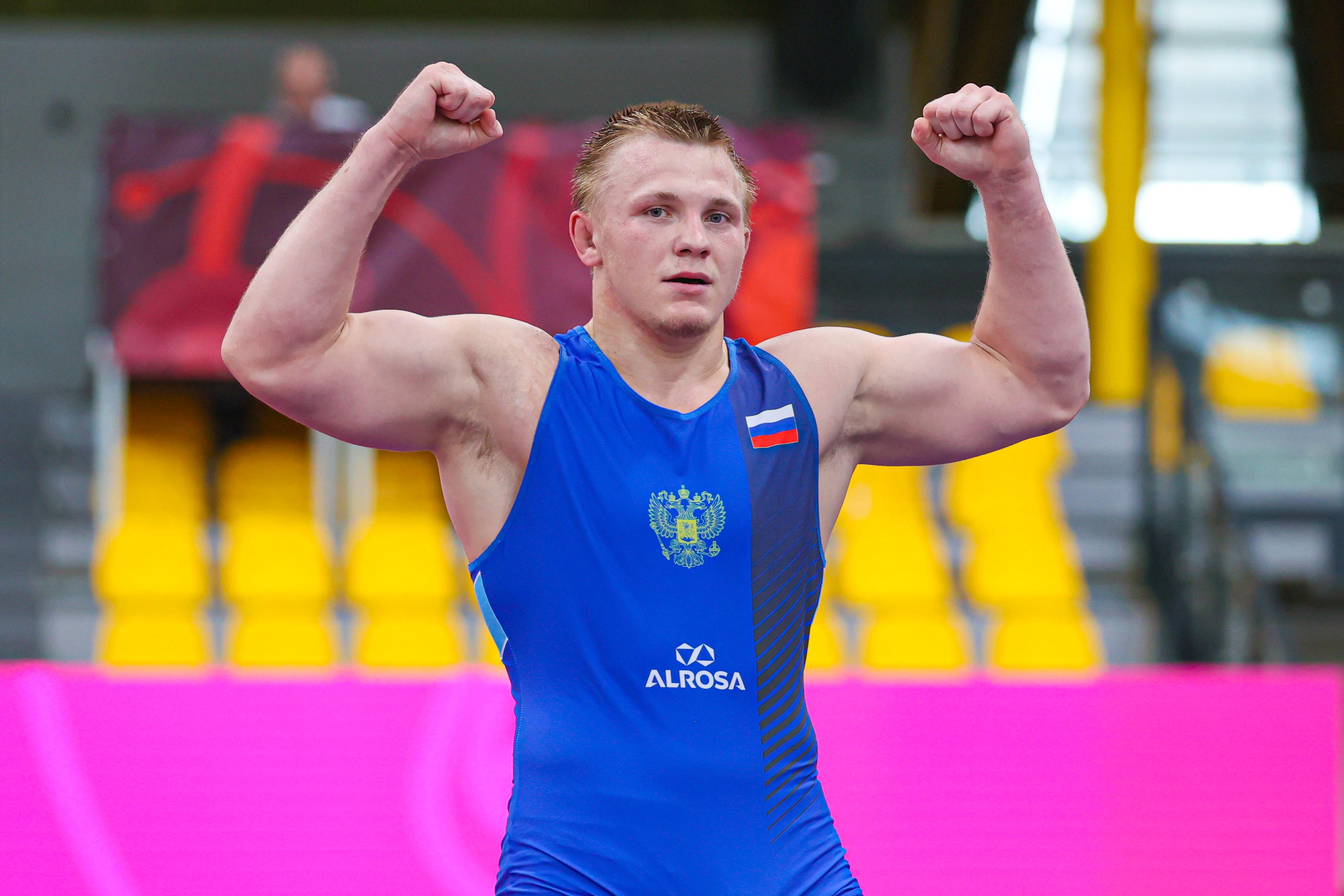 Aleksei MILESHIN (RUS)
