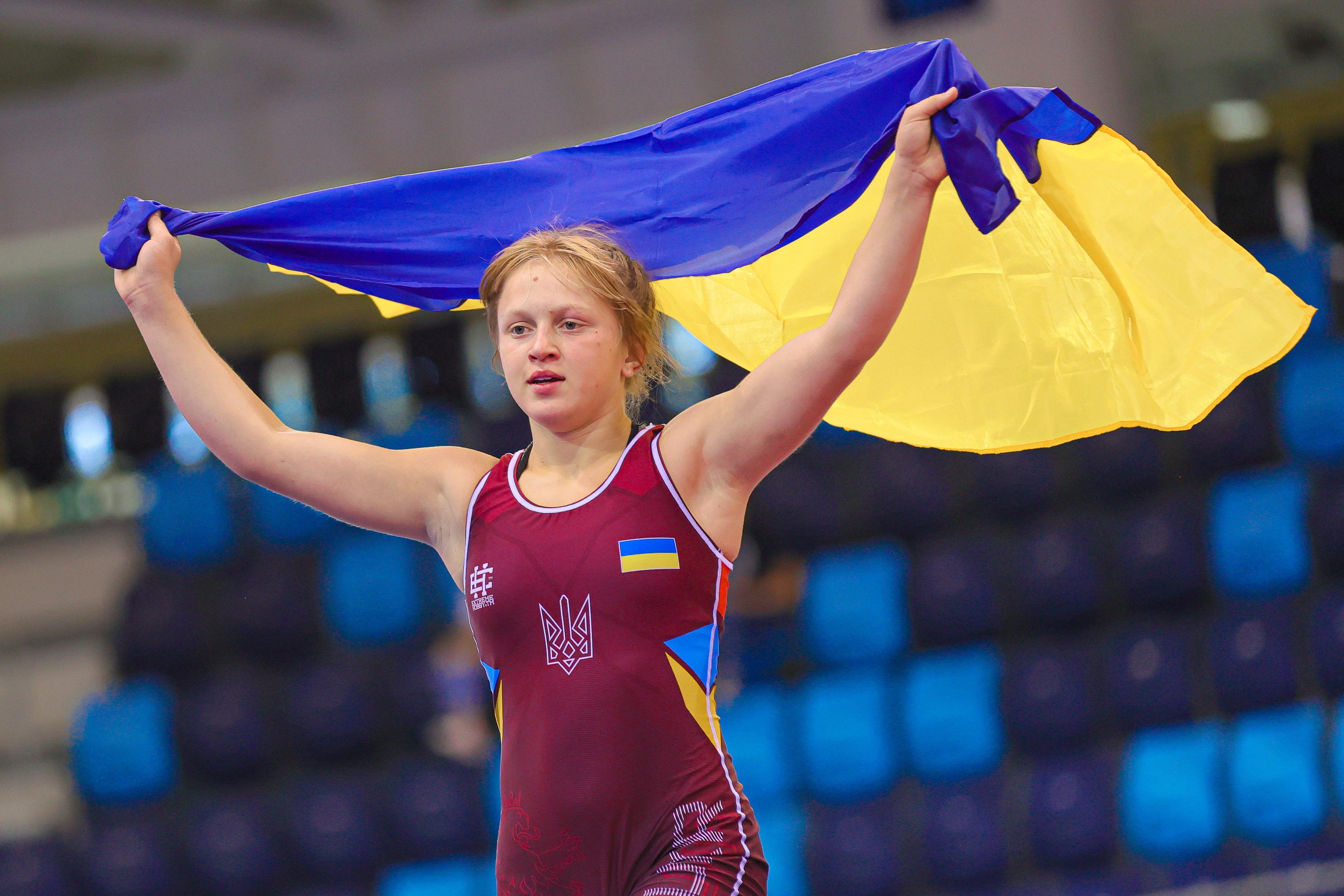 Mariia YEFREMOVA (UKR)