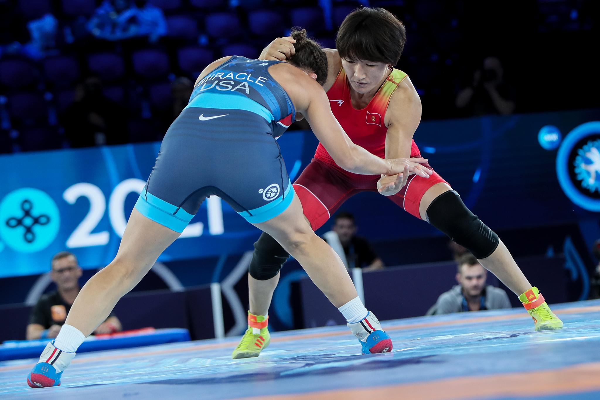 Tynybekova Worlds