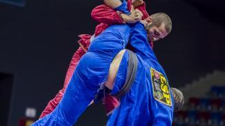 Eldar Eilovs (RUS) 84kg